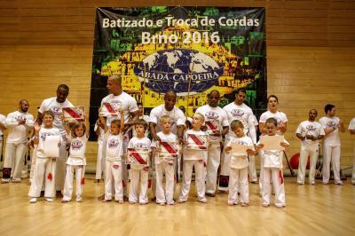 sport center ABADÁ Capoeira Brno image