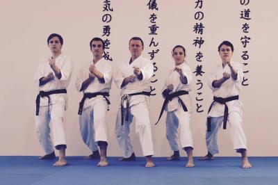 sport center Akademie karate Brno image