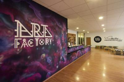 sport center Art Factory Brno image
