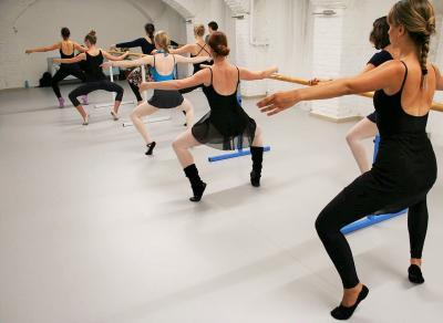 sport center Balladine - škola tance image