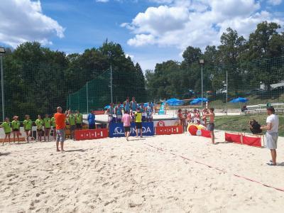 sport center Beach Sokolák image