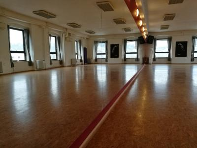 sport center Centrum Tance image