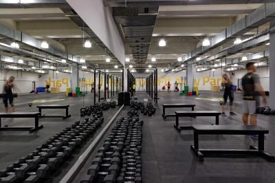 sport center CrossFit NewPark image