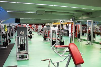 sport center Fitness Boby image