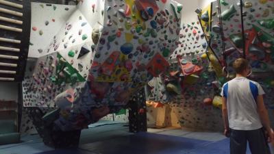 sport center Flash Boulder Bar image