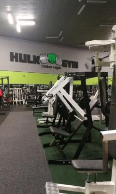 sport center HULK GYM image