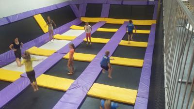 sport center JumpPark Brno image