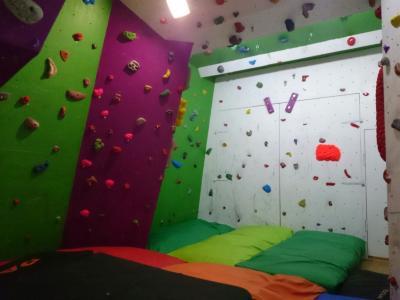 sport center Korongo boulder club image