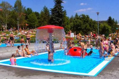 sport center Koupaliště Královo Pole Brno image
