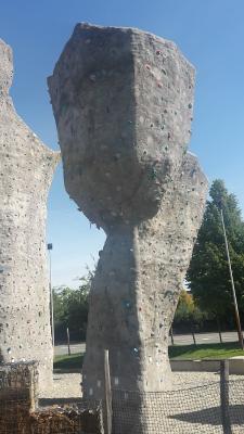sport center Olympia lezecká stěna image