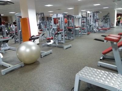 sport center Posilovna Velký Průvan image