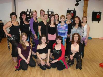 sport center Sheyla - Orientální tance image