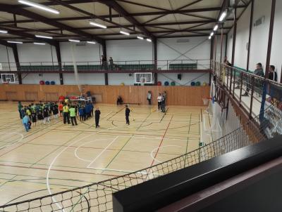 sport center Sportovní hala Podolí image