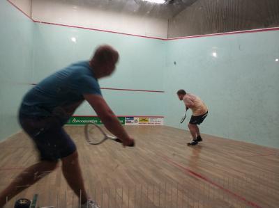 sport center Squashové a ricochetové centrum EKS image
